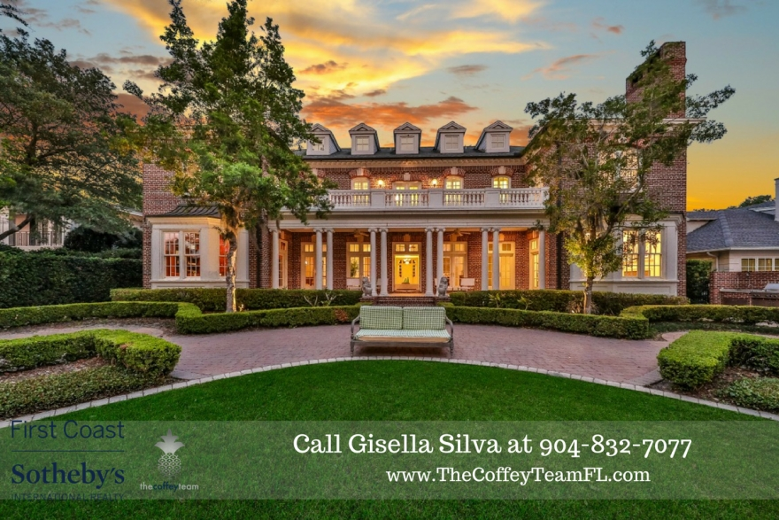 Jacksonville FL Luxury home for sale- Experience the ultimate lifestyle in this luxury home for sale in Jacksonville.