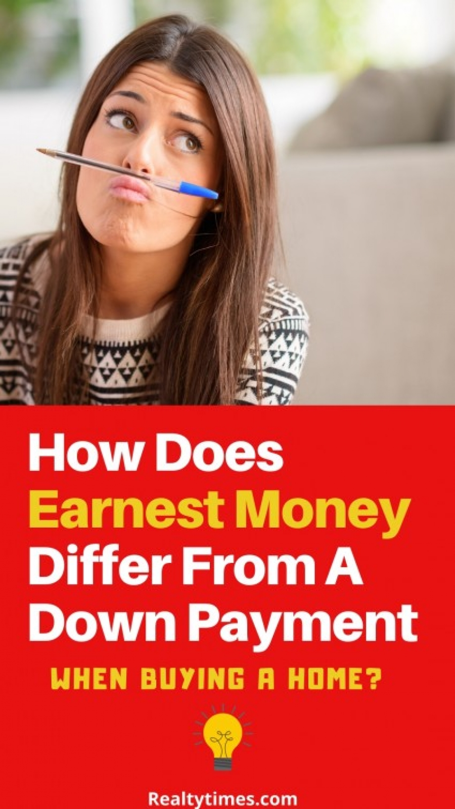How Does Earnest Differ From a Down Payment
