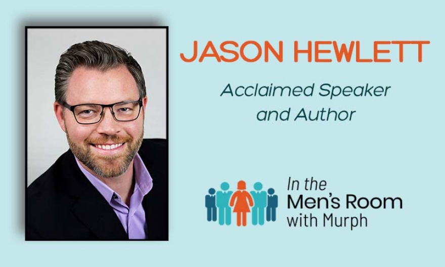 Why Set A Goal When You Can Make A Promise? Get Entertained Discovering Leadership Lessons From Jason Hewlett, Author Of The Promise To The One, Who Shares How Being Bullied As A Kid Taught Him That