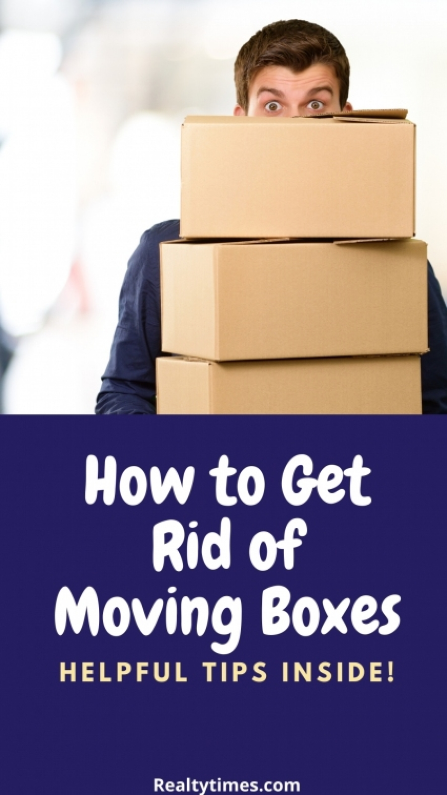 How to Dispose of Moving Boxes