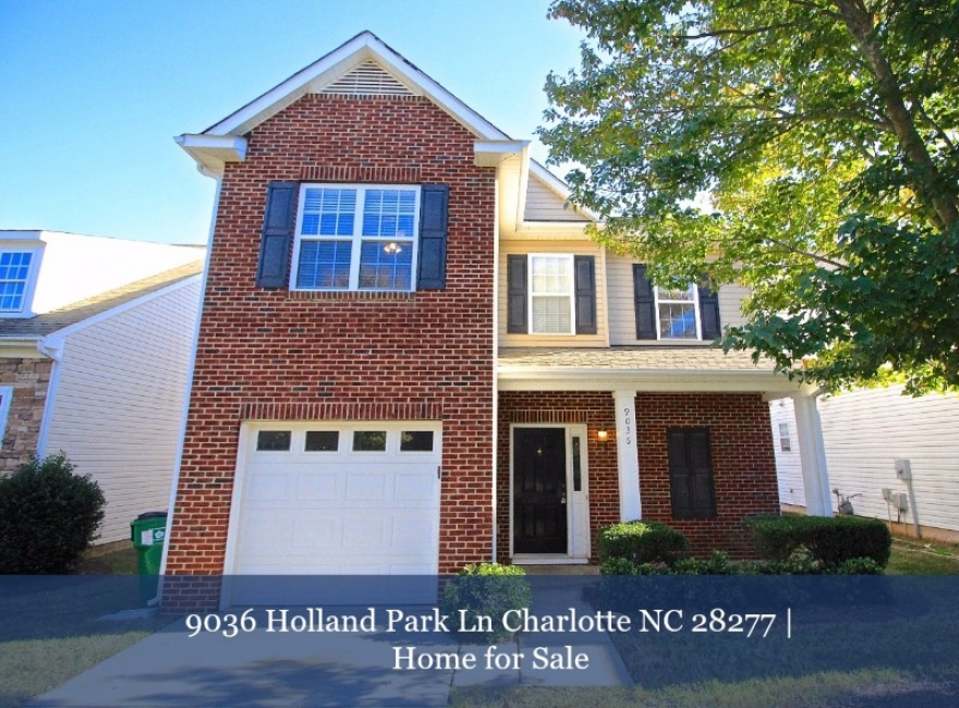 Homes for Sale in Charlotte NC - This Charlotte home for sale is perfect for the carefree lifestyle you long for.