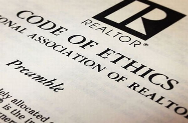 No Such Thing As Real Estate Ethics?