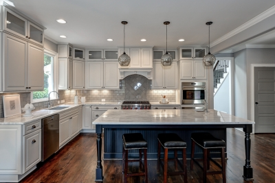 Upscale renovation in Chastain Park Atlanta
