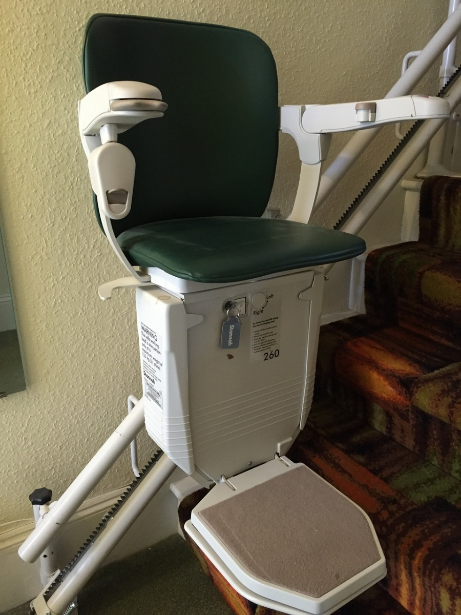 Does an elderly person really need a stairlift?