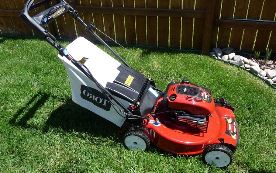 Tips On Selecting a Lawn Mower