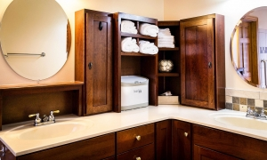 Stylish Bath Storage Solutions: Ways to Complement Your Bathroom Vanity