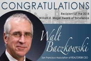 Recipient of the William R. Magel Award of Excellence Revealed