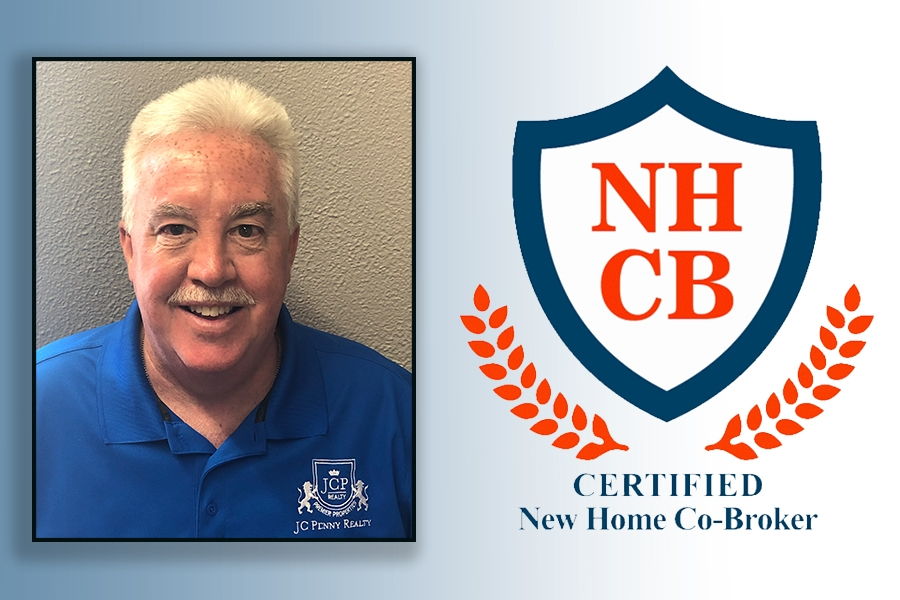 REALTOR® Stan Bell Earns New Home Co-Broker (NHCB) Designation