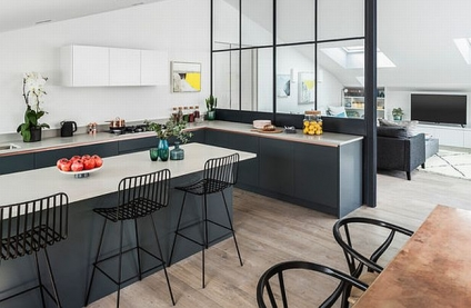 8 Clever Ways To Zone Off Space In An Open Floor Plan