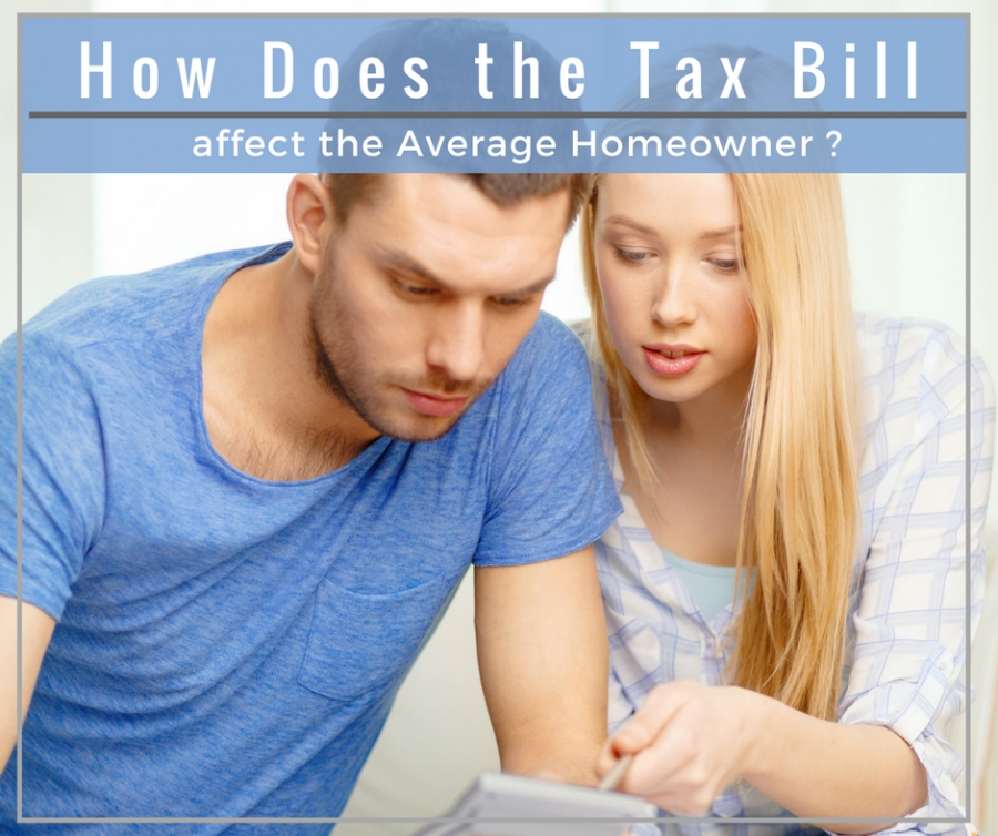 How does the Tax Bill affect Homeowners