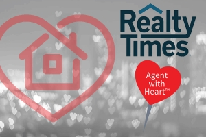 Realty Times Finds New Partner in Paying it Forward Through Agent with Heart™ Program