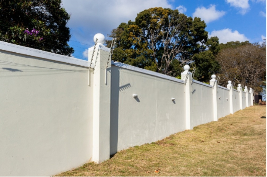 Boundary Wall Rules