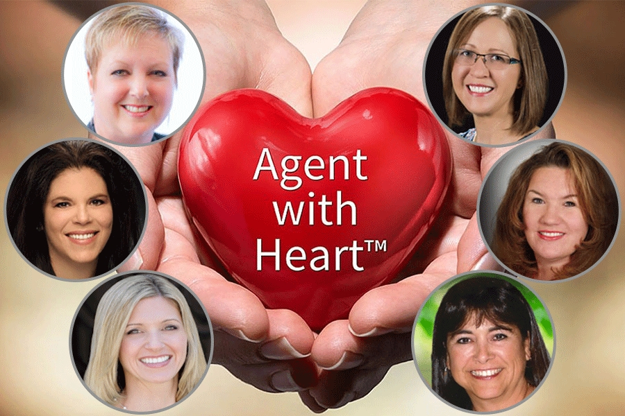 The Agent with Heart Program Kicks off 2018 with Record-Setting Donation Month Thanks to Six Generous Realtors