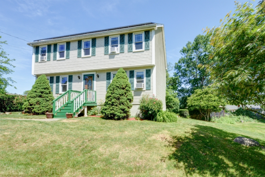 Private & Peaceful Retreat for Sale in Methuen, MA