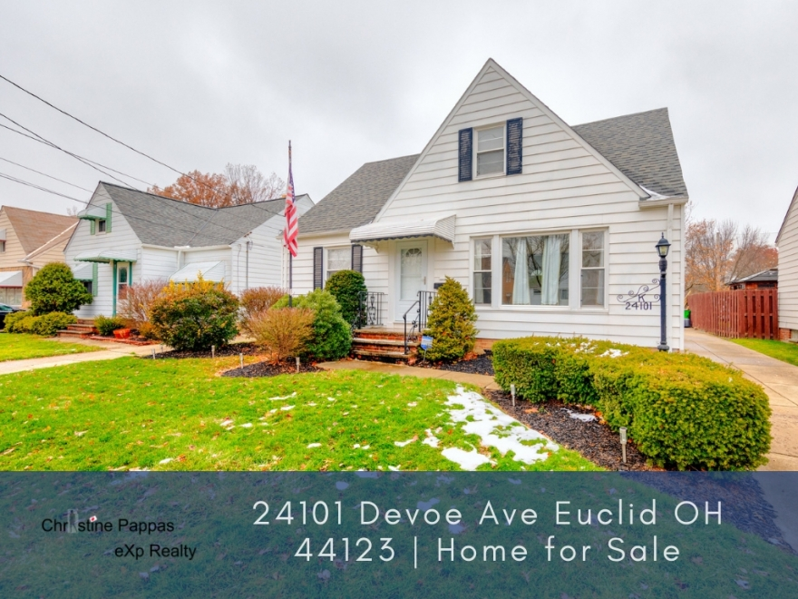 24101 Devoe Ave Euclid OH 44123 | Home for Sale