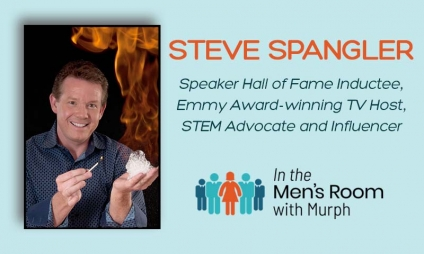 What Do Ellen Degeneres, The Guinness Book Of World Records And Mentos Have In Common? Mr. Science Steve Spangler! Steve Shares His Meteoric Rise From A Grade School Science Teacher To TV Celebrity And Regular On The Ellen Show – and With Big Fun!