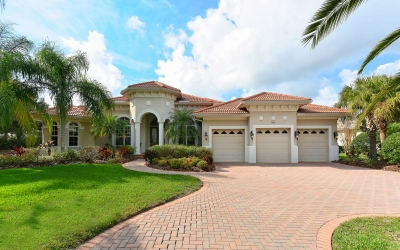 7532 Rigby Court Lakewood Ranch, Fl. 34202 Country Club West
