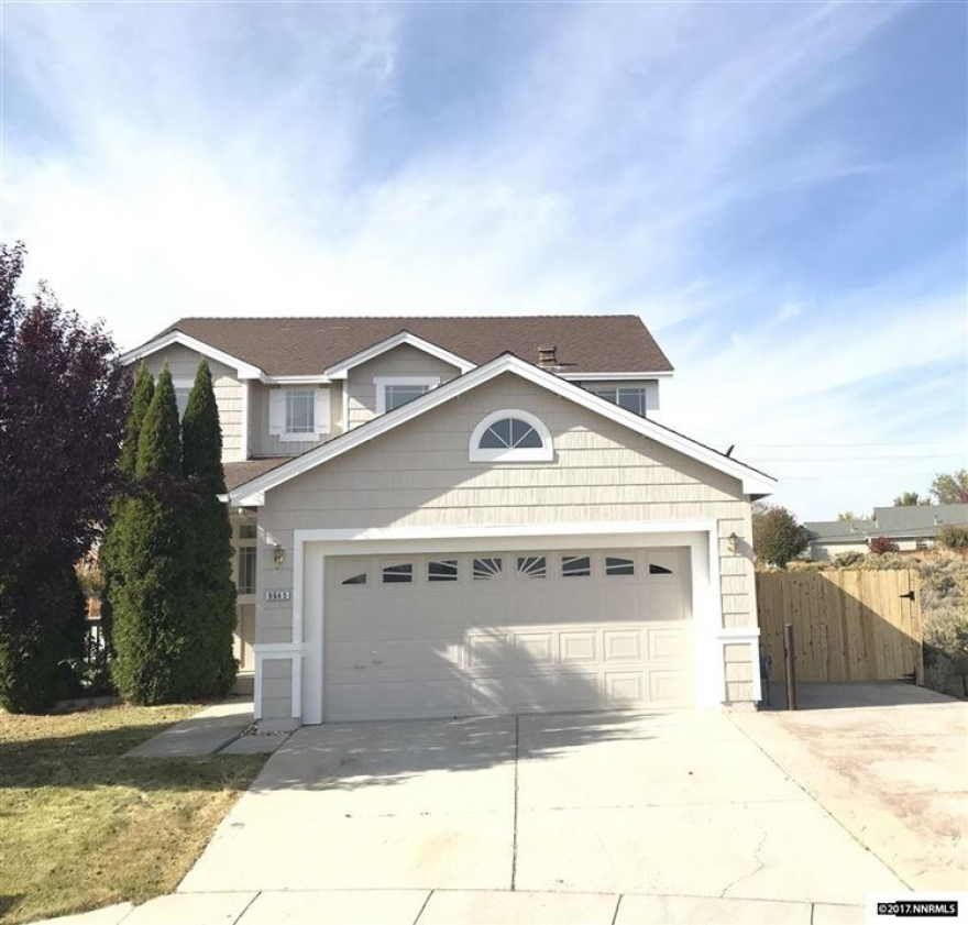 Reno NV Home For Sale Move In Ready $284,900