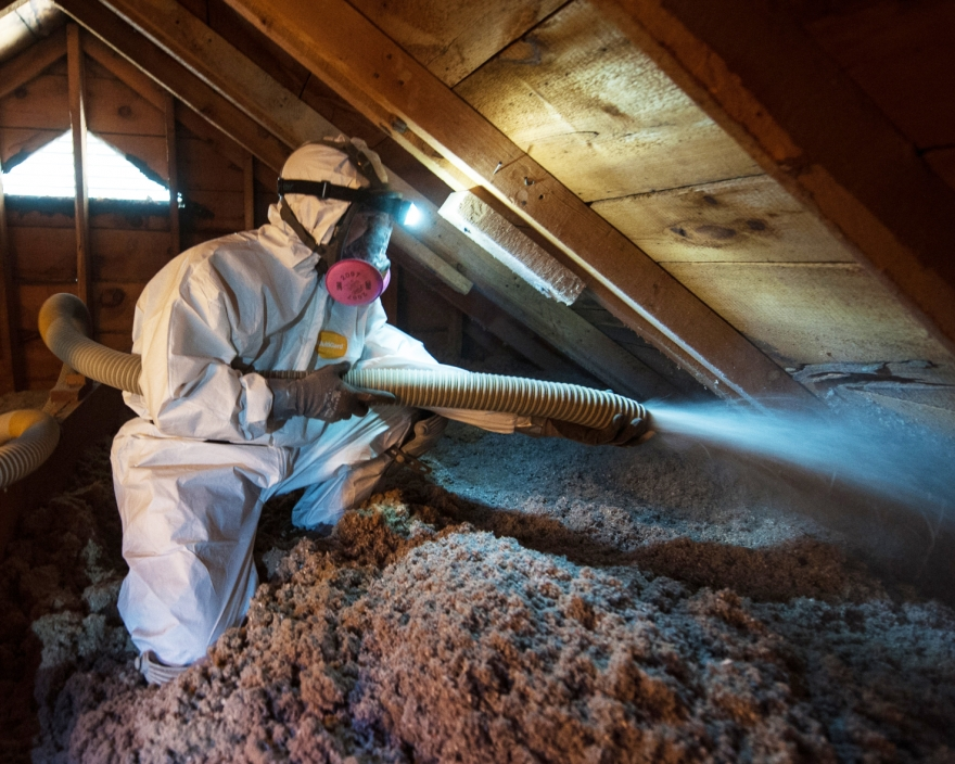 Insulation removal services provide fresh air to peoples