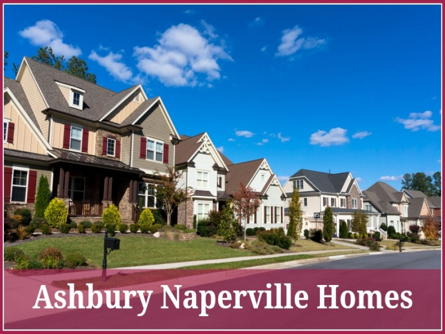 Ashbury Naperville Homes