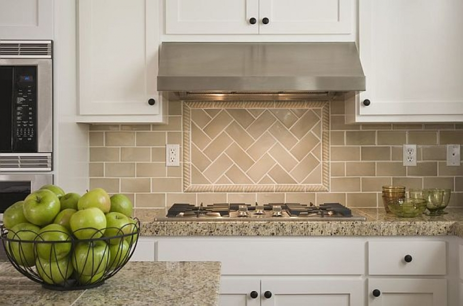 Fresh, New Backsplash Trends To Update Your Kitchen