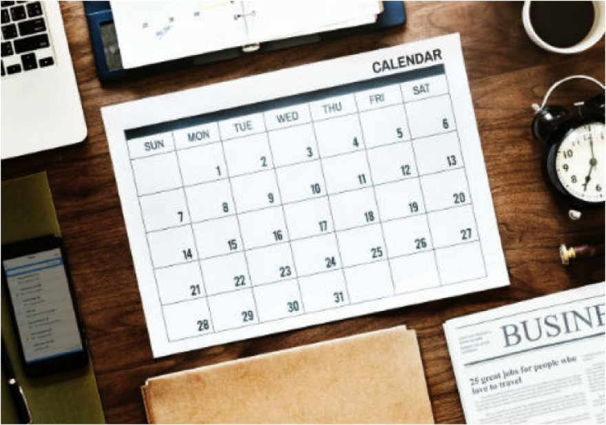 Run Your RE Business With a Smartphone Using Your Phone's Calendar