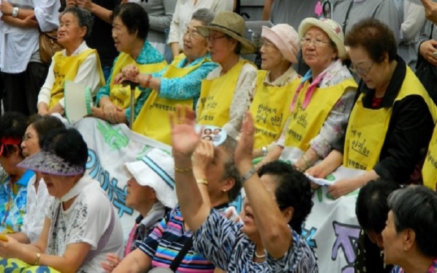 Time to Heal, Forgive, and Build-Korean Comfort Women