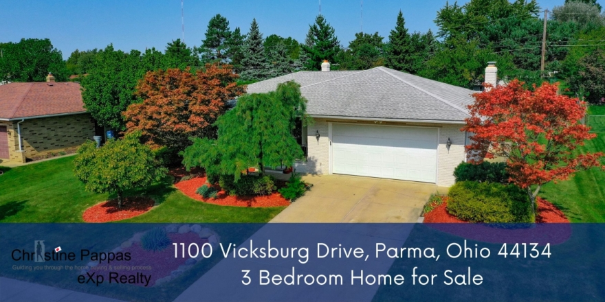 Parma OH home for sale- The best lifestyle is waiting for you in  this beautiful Parma OH home for sale.