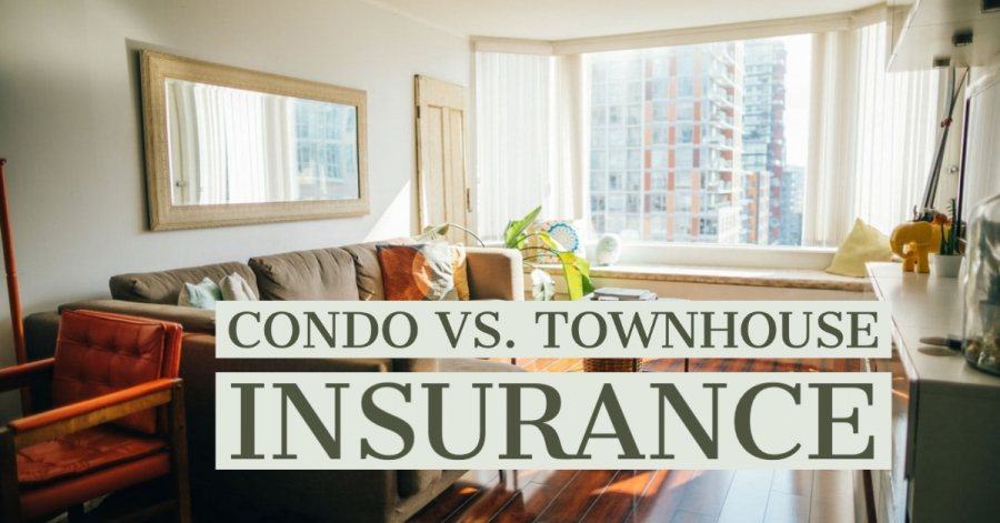 Condo vs. Townhouse Insurance