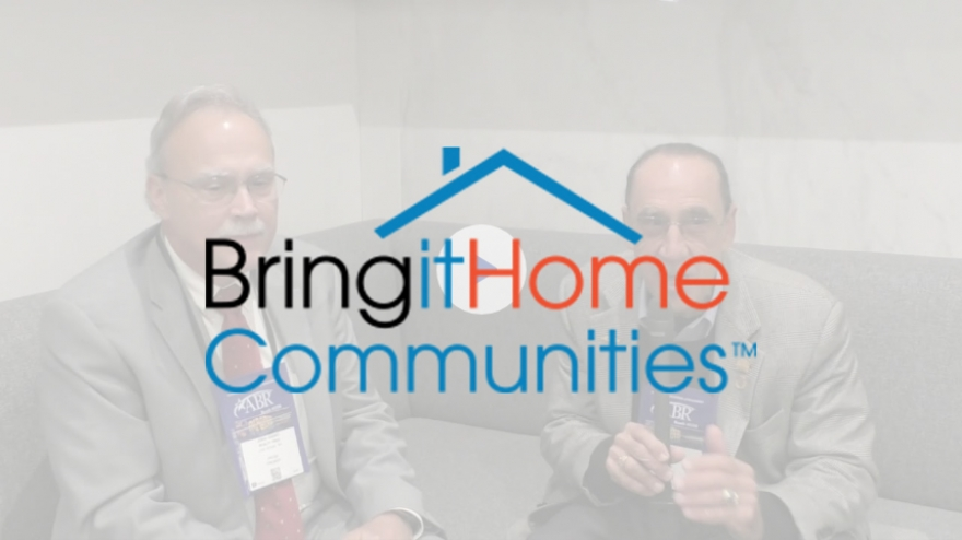 Saul Klein Interviews Realty Times CEO John Giaimo About New Venture, Bring it Home Communities™ [VIDEO]