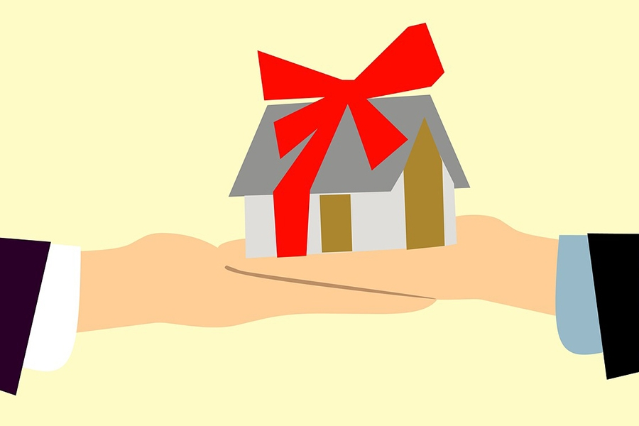 How to Give the Gift of Home This Year: Rules for Down Payment Funds