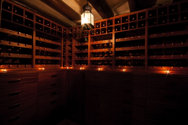 Do Wine Cabinets & Cellars Increase the Value of Your Home?