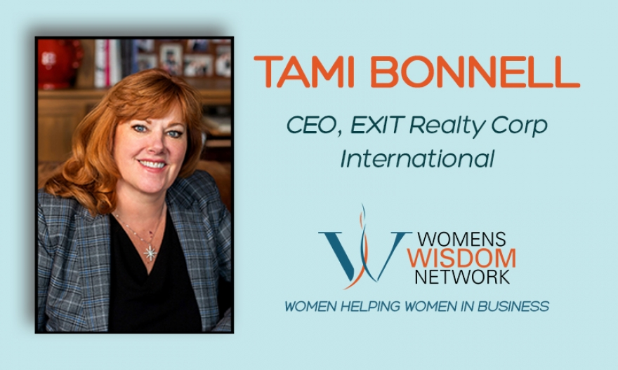 "Tami Bonnell Is One Of The Top ""C"" Suite Women CEOs Heading Up EXIT Realty Where She Leads Over 25k Agents! She Shares Her Legendary Leadership That's Built On A Powerful Core Culture That Is Focused On Helping People To Be Their Best Selves [VIDEO]"