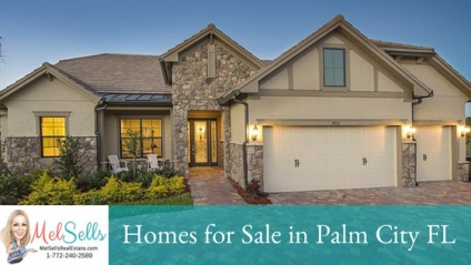 Homes for Sale in Palm City FL