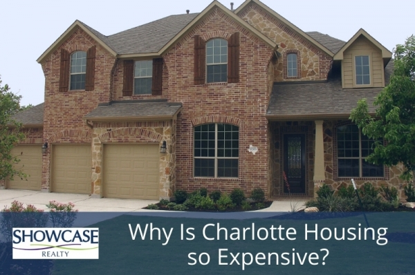 Why Is Charlotte Housing So Expensive?
