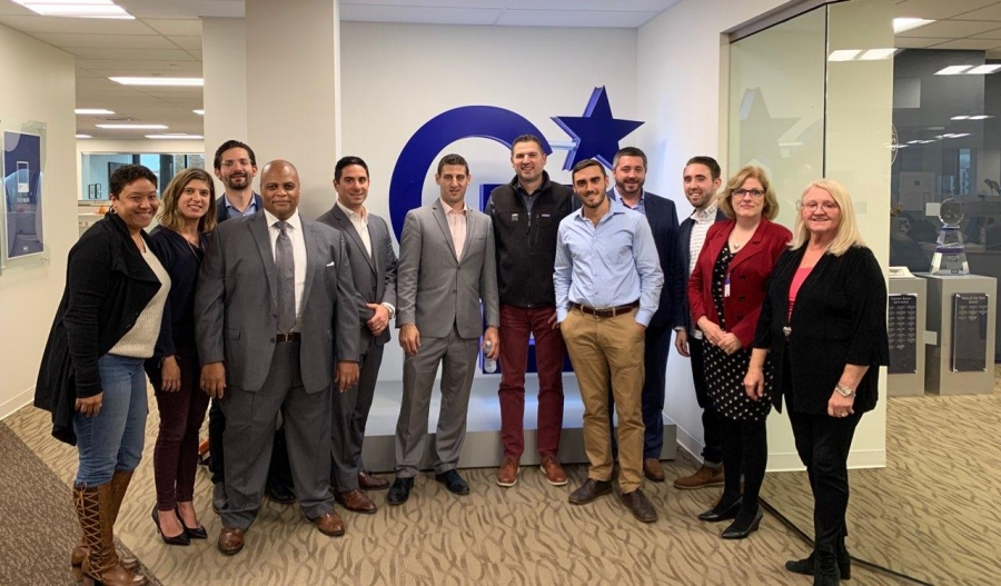 Attendees of Realogy's diversity and inclusion seminar, held Oct. 29.