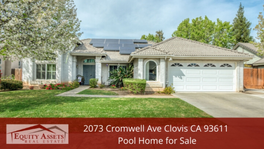 2073 Cromwell Ave Clovis CA 93611 | Pool Home for Sale