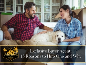 Buyers Broker Florida - Hiring a luxury buyer's agent has more benefits than you can imagine.