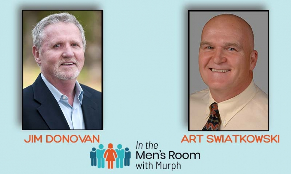 "Learn How To Create Real Change In Your Life With Authors Art ""Ski"" Swiatkowski And Jim Donovan As They Share How To Create Changes In Your Life From Their New Book, ""Create The Change You Want To See"" [VIDEO]"