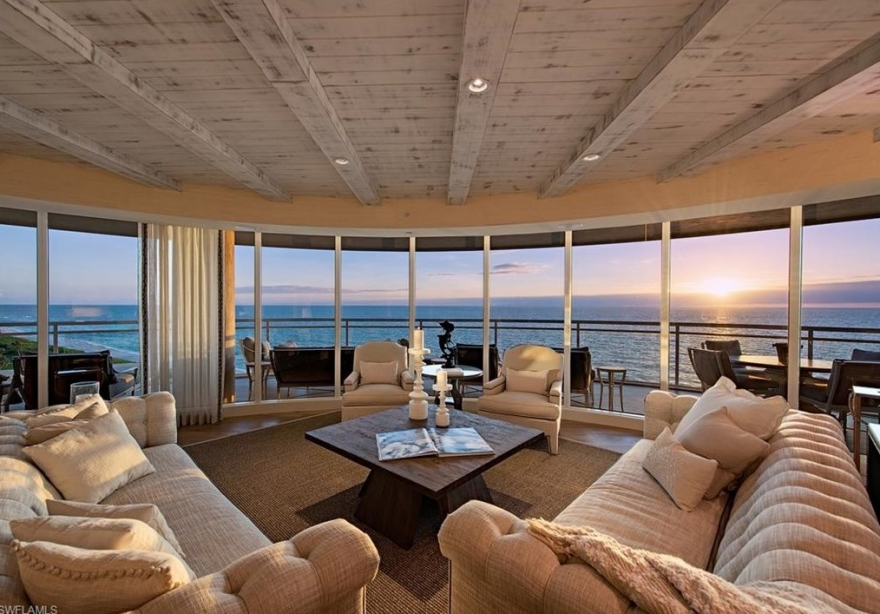 Luxury Waterfront Unit In the Award-Winning Moraya Bay Beach Tower Lists At $6.995 Million