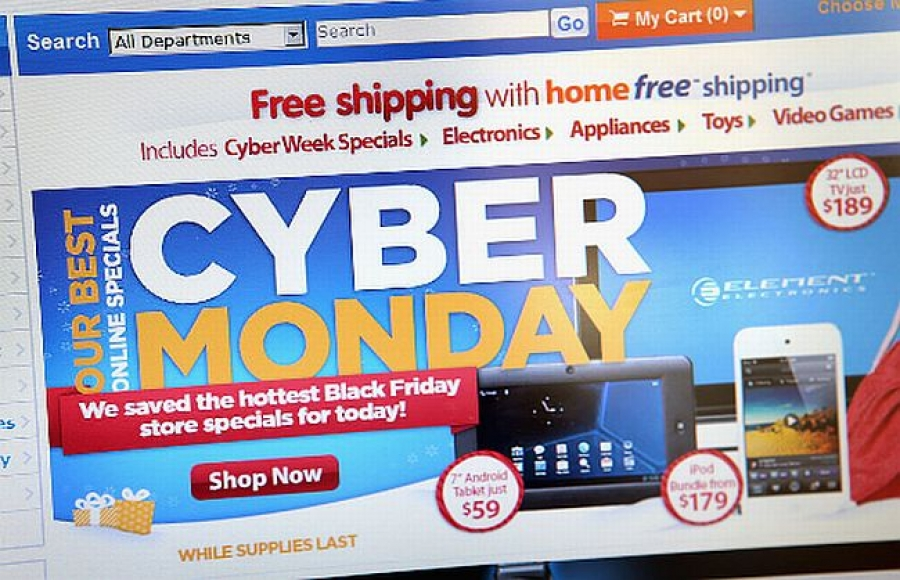 Black Friday Who? Get Ready For Cyber Monday