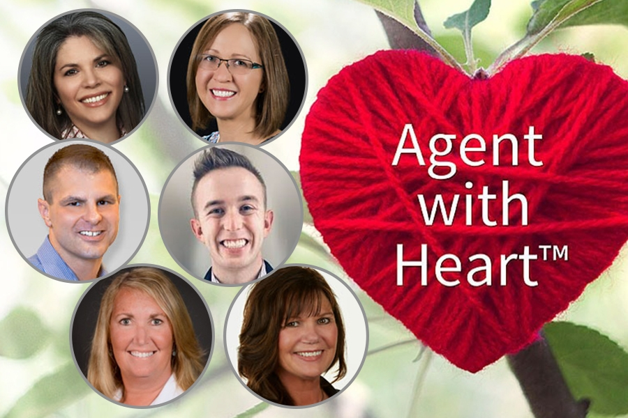 Summer Heats Up with Nation-Wide Giving Thanks to the Agent with Heart Program