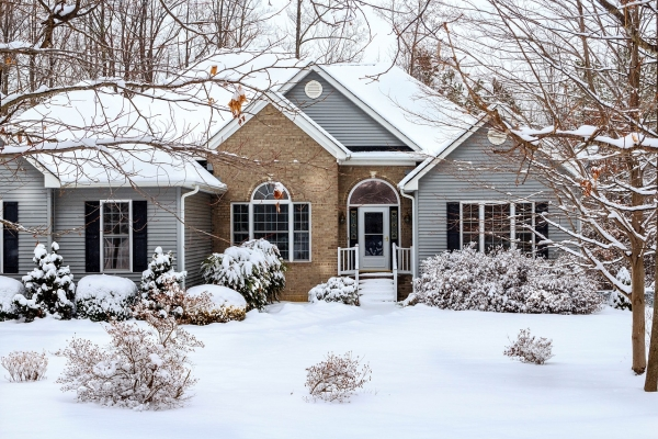 Why Winter is Actually a Great Time to Build a Home