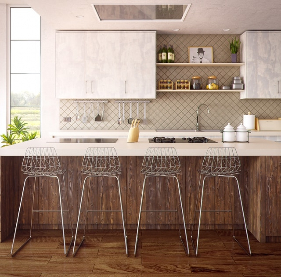 Kitchen Improvement Ideas - Create a Cooking Oasis