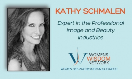 Want To Perk up Your Look? Kathy Schmalen, Former Covergirl Model Now Entrepreneur and Resource for Movies and TV, Shares Her Tips To Keep Your Look up To Date