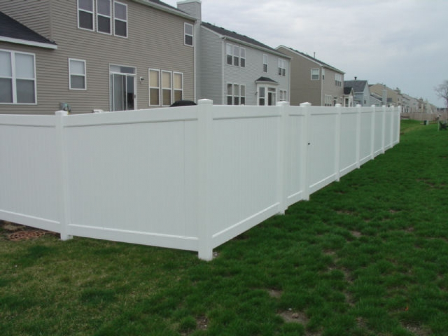 Secure Your Home With The Superior Vinyl And Aluminum Fencing