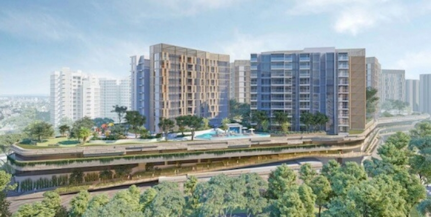 Sengkang Central Residences | Mixed Development