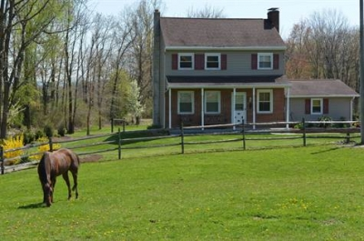 23+ Acre Horse Facility with Indoor Arena, Ready For You And Your Horses In Bethel, PA