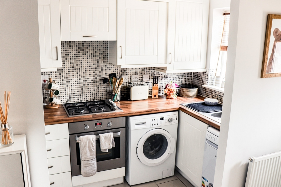 How To Get The Most Out Of Small Kitchens