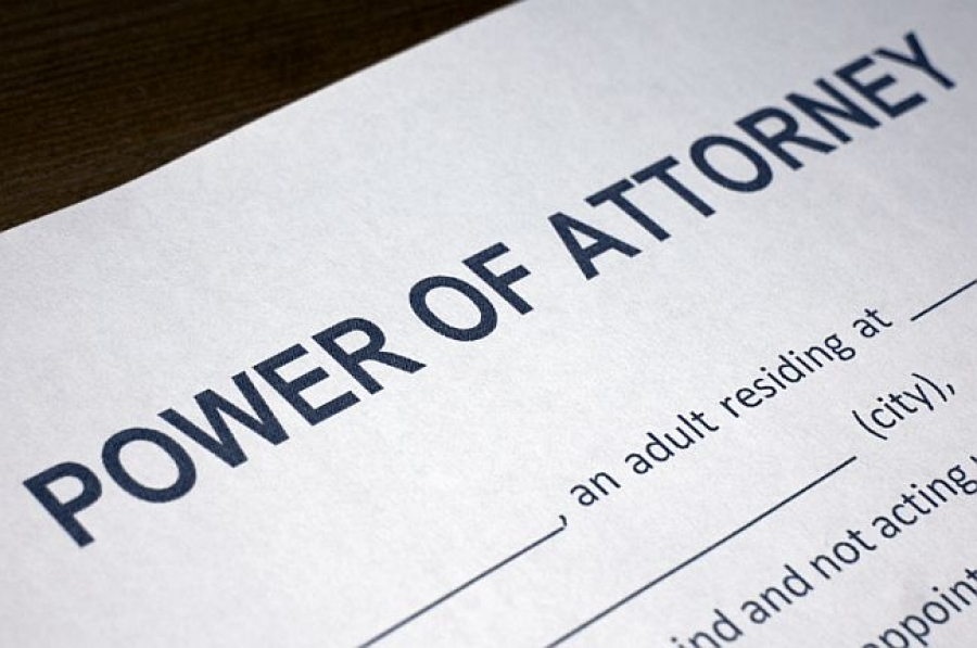 Dealing With Powers Of Attorney